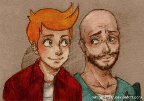 Futurama- One and the Same by mingming07