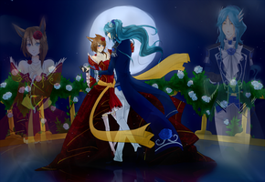 PP: Royalty Contest Entry by Maylingling