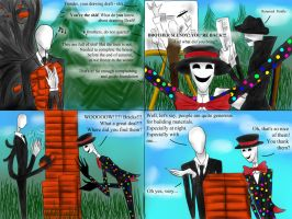 Slenders' family (ENG version) by OUTfine
