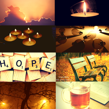 [aesthetic #15] : | orange | by snowflake20006