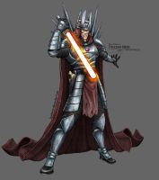 Sith Dynasty - Freedon Nadd by LeadZero