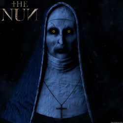 The Nun (Valak) - 3D Model showcase! by GamesProduction