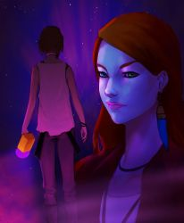 LiS: BTS by gintrax13