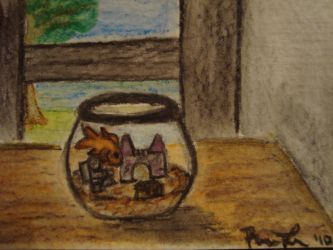 Fish Bowl by Saturns-Wings