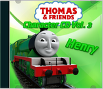 Thomas and Friends Character CD Vol 3 Henry by Galaxy-Afro