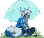 Cloudy with chance of rain by Vicnor