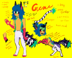 Gene by GioGiovanna