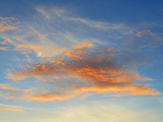 Evening sky and clouds 6-1-18 (4) by knighttemplar1