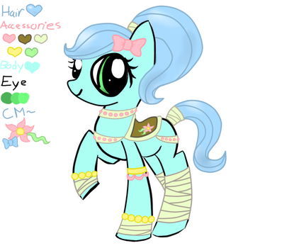 Pony Auction 2 -closed- by Adopt-Critters