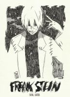 Frank Stein - Soul Eater by MimsCosta