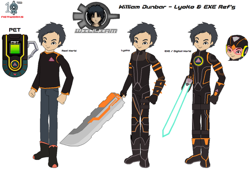 William Dunbar - Lyoko and EXE by 10Networks