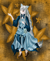 SS to Silversoma - Silversoma Hime by Purple-Nightmares