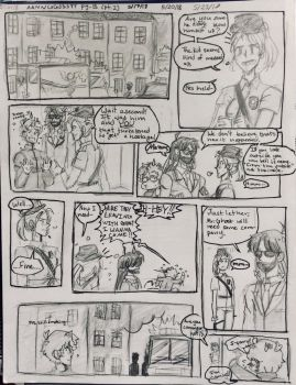 Heart Attack Page 13 (Part 2) by LarryDaCat