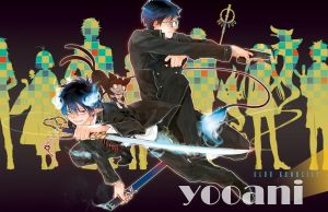 Blue Exorcist by yooani