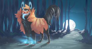 I Light My Own Path by Arsevere