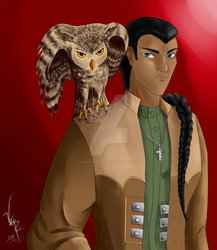 Solomon and Cabal by Void-Knockout