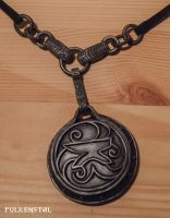 Amulet of Zenithar (with chain) by Folkenstal