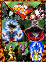 TOP Last Remaining Warriors Collab by Lutbarg