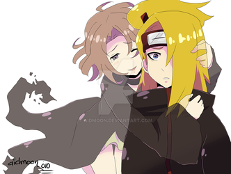 Naruto . One more time  . by aidmoon