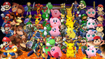 Super Smash Bros. Generations Wallpaper by MidniteAndBeyond