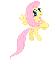 Vector: Fluttershy 13 by EStories