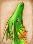 green and gold by thebluekraken
