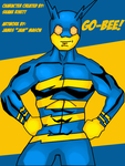 Go-Bee Colored by J-Mace