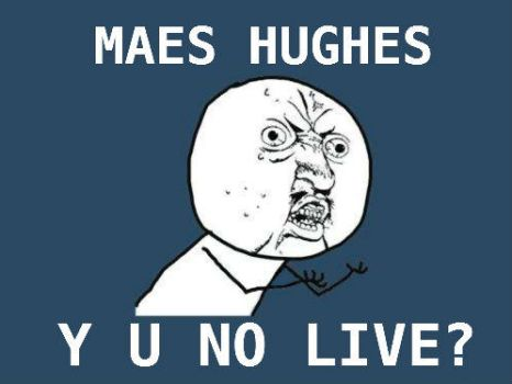 Maes Hughes by PhotoLover97