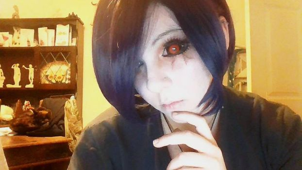 touka test with scleras by everlasting-cosplay