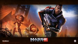 Mass effect #2 by vgxVideoGamezX5T5T5