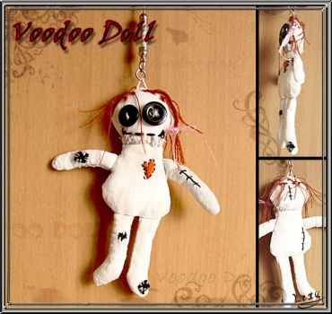 Voodoo Doll by Madness-Of-Eclipse
