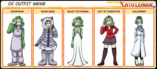 [LL]-Outfit Meme. by PoroPants