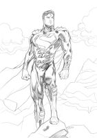 Superman Redesign 01012012 by guinnessyde