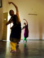Dance, India, Dance by kino-veronika