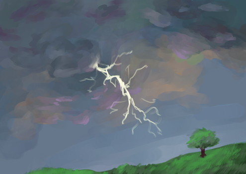 Storm. by Bloodshadewolves