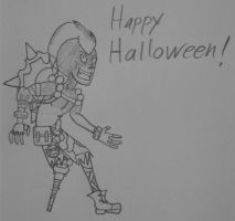 Happy Halloween 2017! by Sunstar-Of-The-North