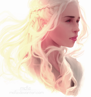 Photo study #3 | Mother of Dragons by mcfle