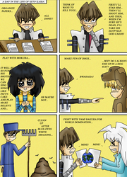 A Day InThe Life of Seto Kaiba by Sunbeam482