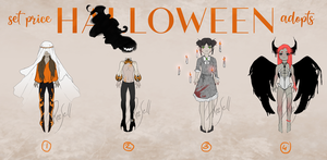 Halloween adopts SET PRICE [ OPEN ] by ReeSell