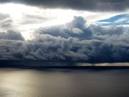 Sky and Sea - Madeira island by MiguelSousaAlves