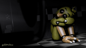 Now I live with regret (SFM Wallpaper) by gold94chica