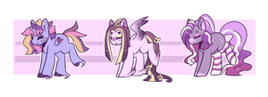 Twilight ship adopts- OPEN by HoloRiot