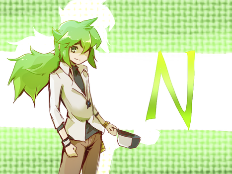 N by mewarrow