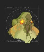 The Call Of Cthulhu by Phil-Crash-Murphy