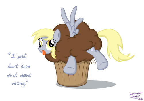 Muffin Derp by PurpleProwess48