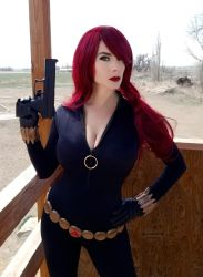 Black Widow Fix by HeatherAfterCosplay