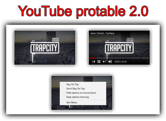 YouTube Portable 2.0 by kyriakos098