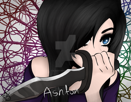 Ashton by bloody-pie1