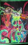 Medieval Spawn color by Solla-Damian