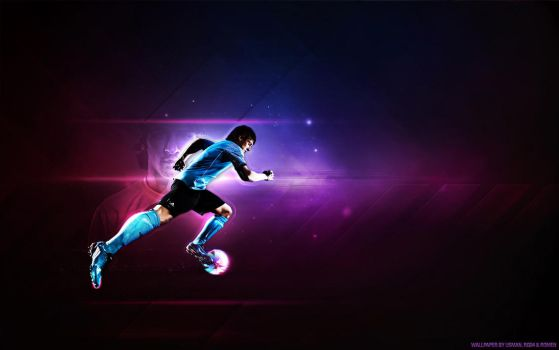 Lionel Messi by usman-gfx